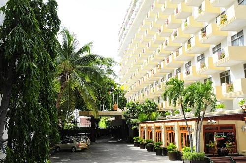 هتل گلدن بیچ پاتایا تایلند