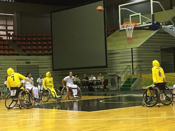 تیم ملی بسکتبال با ویلچر بانوان به تایلند می رود