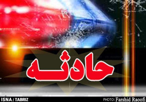 15 مصدوم در اثر تصادف جرثقیل با هیات عزاداران حسینی در سبزوار