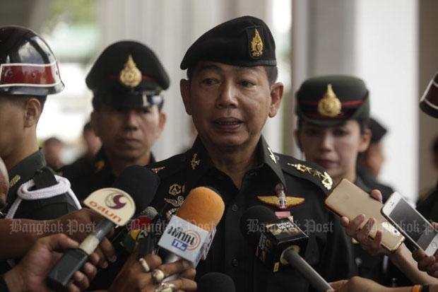رئیس جدید ارتش تایلند منصوب شد