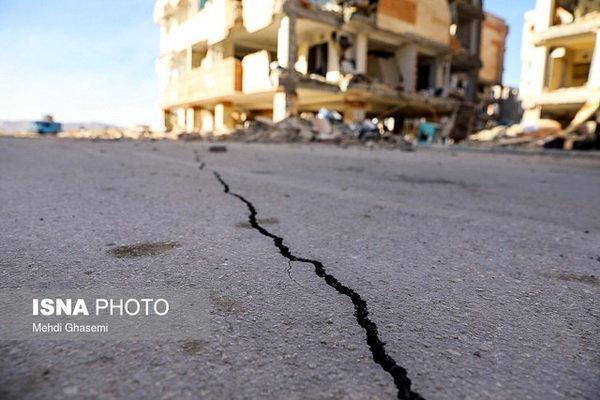 گسل کره بس مسبب زلزله 4.7 خانه زنیان فارس، وجود گسل فعال کازرون در منطقه