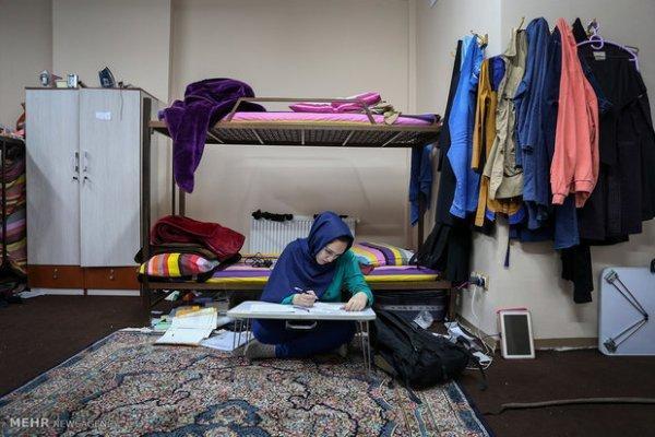 تمام متقاضیان خوابگاه در دانشگاه خواجه نصیر اسکان داده شدند