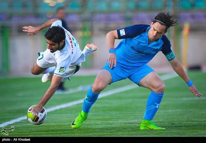 لیگ برتر فوتبال، پیروزی پارس جنوبی مقابل پیکان و شکست تراکتورسازی مقابل ذوب آهن در نیمه اول