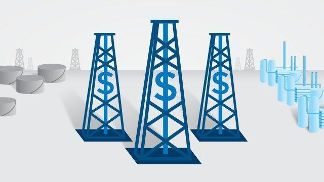 قیمت سبد نفتی اوپک به کمتر از 60 دلار سقوط کرد