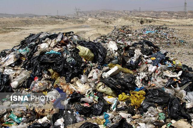 زباله های تولیدی البرزنشینان کم شده است