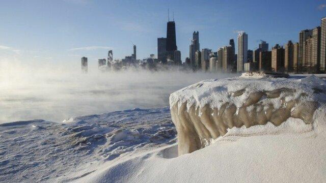 هشت کشته در طوفان قطبیِ آمریکا