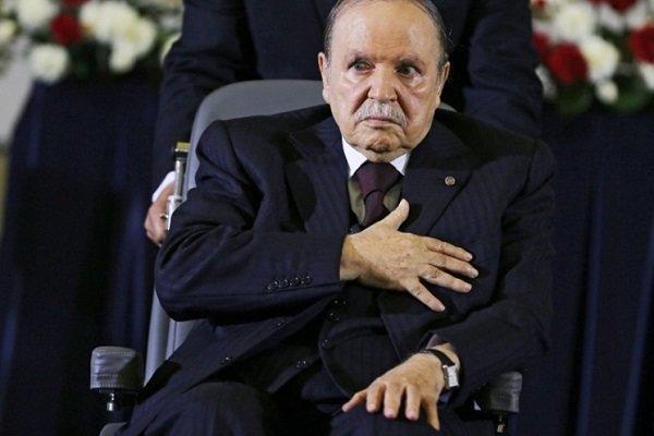 عبدالعزیز بوتفلیقه نامزد انتخابات ریاست جمهوری الجزایر شد