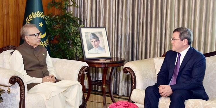 مقامات پاکستان و قزاقستان بر افزایش همکاری های مالی تاکید کردند