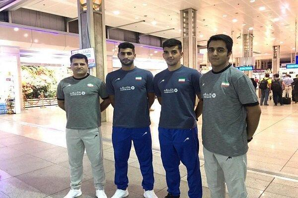 اعزام تیم زیر 21 سال والیبال ساحلی ایران به یونان