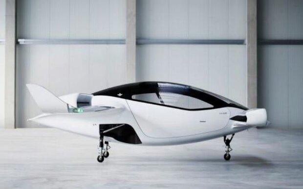 نخستین آزمایش تاکسی هوایی در آلمان