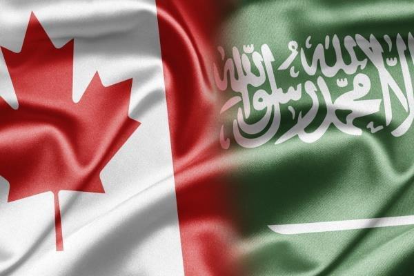عربستان برنامه های درمانی با کانادا را متوقف کرد