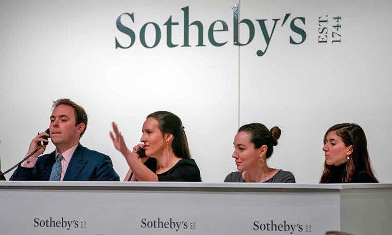 حراج خانه ساثبیز 3.7 میلیارد دلار چکش خورد