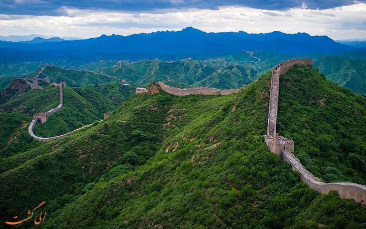 آشنایی با حقایق دیوار چین