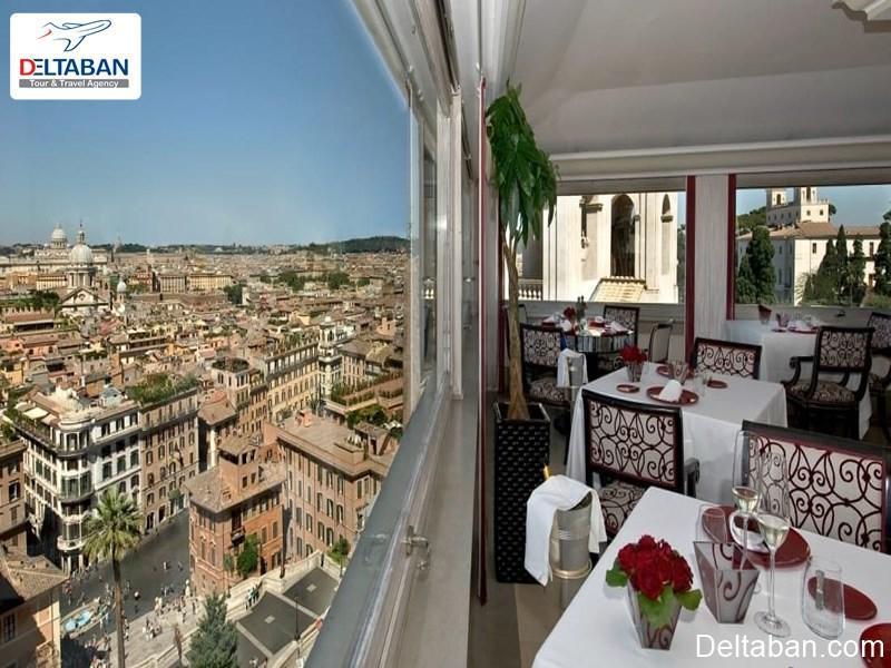 معرفی قدیمی ترین رستوران های رم ایتالیا