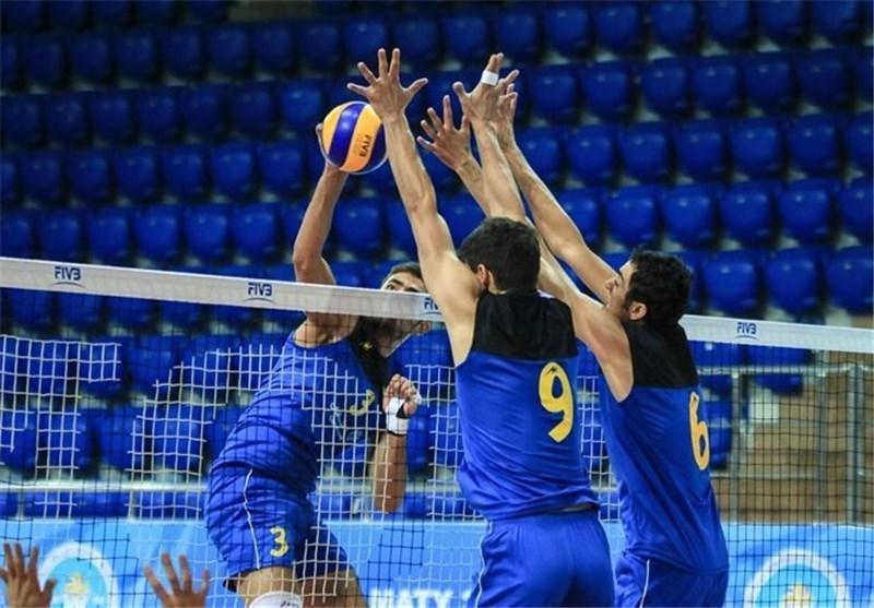 تیم ملی ب والیبال ایران راهی اندونزی شد
