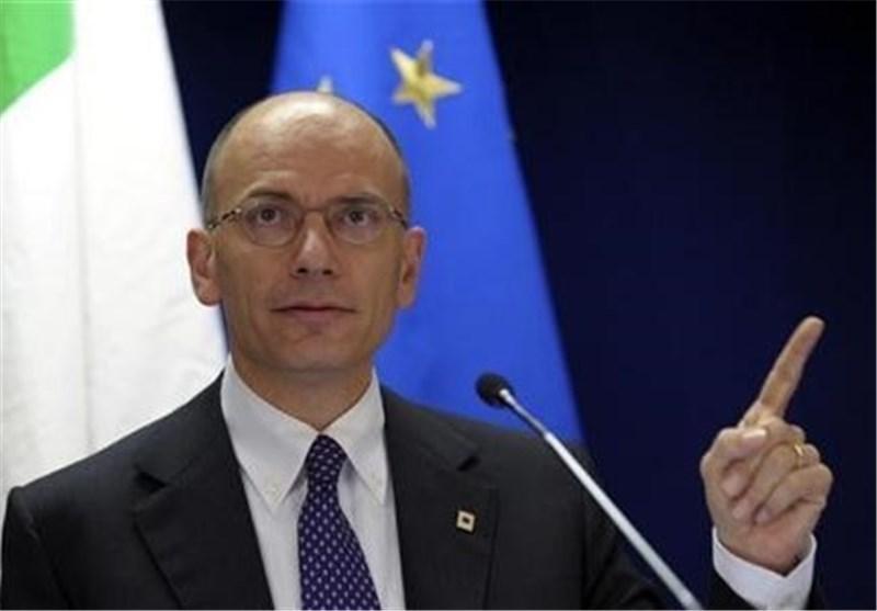 تاکید نخست وزیر ایتالیا بر لزوم حفظ ثبات سیاسی کشور