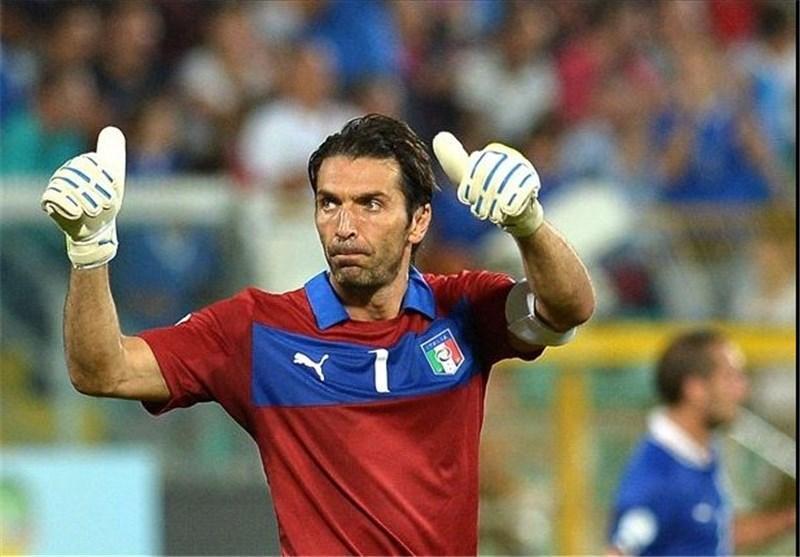 بوفون: ایتالیا می تواند دوباره قهرمان جام جهانی گردد، 20 سال در آتزوری بوده ام