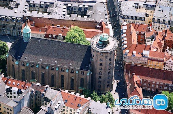 قدیمی ترین رصدخانه اروپا در کپنهاگ