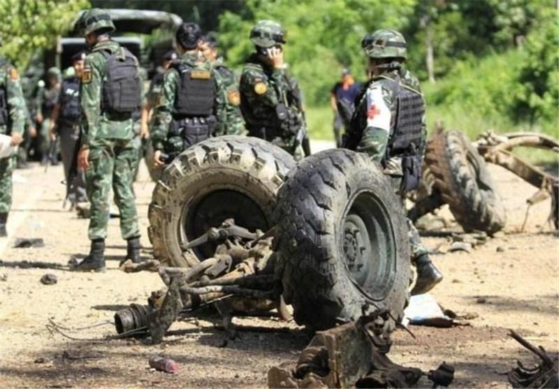 کشته شدن سه مسلمان در تایلند به دست افراد مسلح