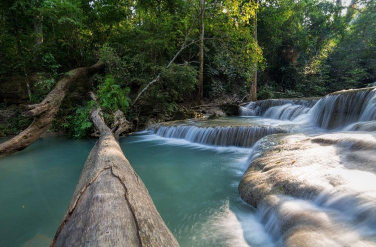 زیباترین آبشارهای تایلند