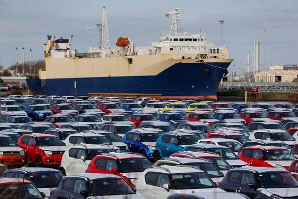 هشدار خودروسازان انگلیس در خصوص برگزیت بدون توافق تجاری
