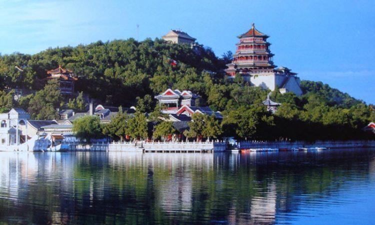 قصر تابستانی پکن در چین
