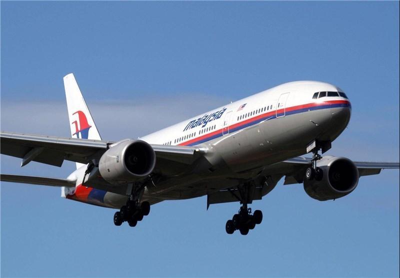 تغییر راستا هواپیمای مالزی به سوی تنگه ملکه تکذیب شد