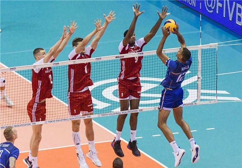 والیبال قهرمانی اروپا از فردا شروع می گردد