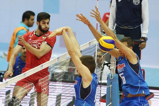 تیم ملی والیبال ایران - ایتالیا، تقابل جذاب و دیدنی یوز ها و لاجوردی پوشان در جام جهانی