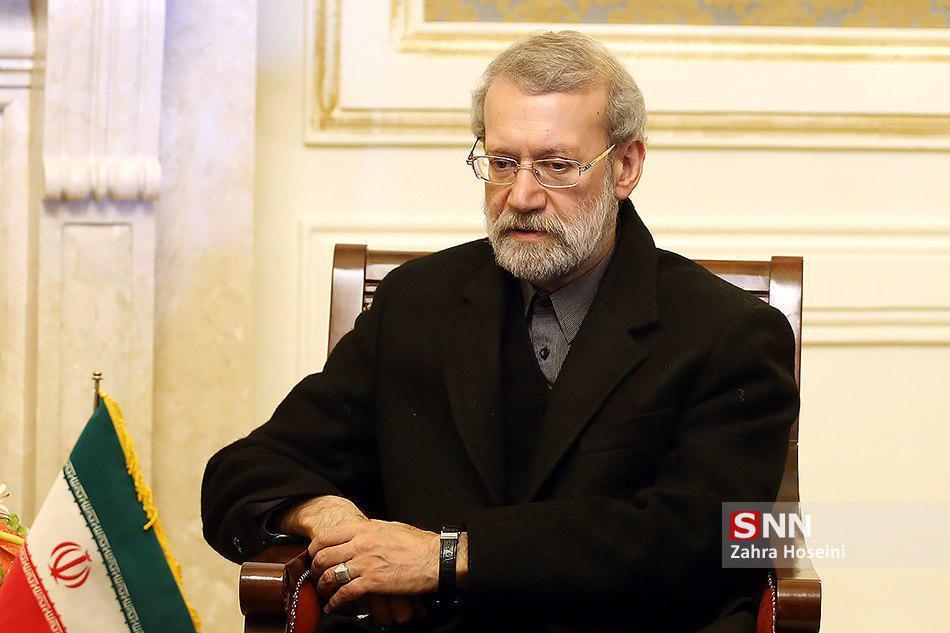 لاریجانی: روابط پارلمانی ایران و ارمنستان گسترش می یابد