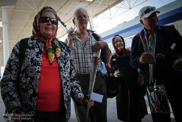 خراسان جنوبی میزبان اولین تورگردشگری اروپایی می گردد