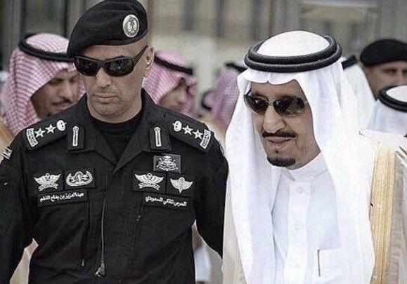 کاربران سعودی از قتل محافظ ملک سلمان خبر دادند