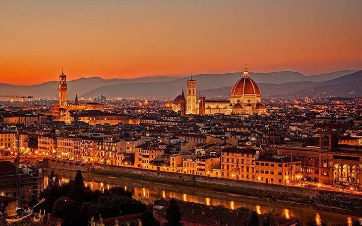 واقعیت هایی جالب درباره کلیسای جامع فلورانس ایتالیا