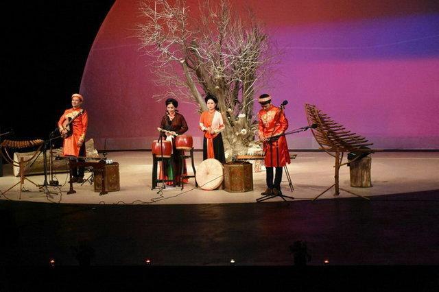 شروع هفته فرهنگی ویتنام در ایران