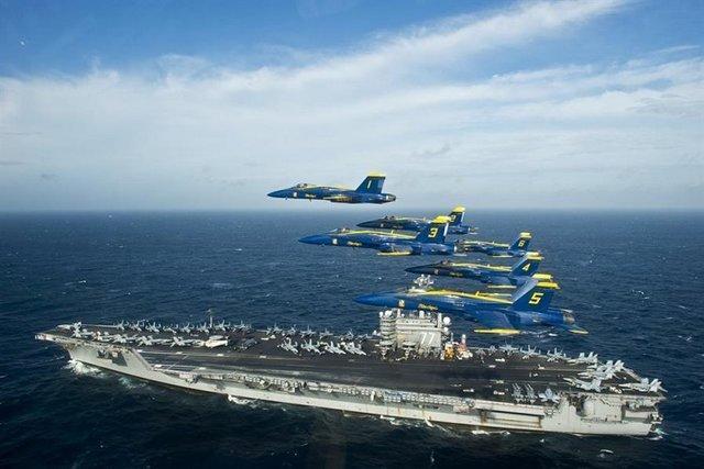 آمریکا پس از چهار دهه ناو هواپیمابر به ویتنام می فرستد