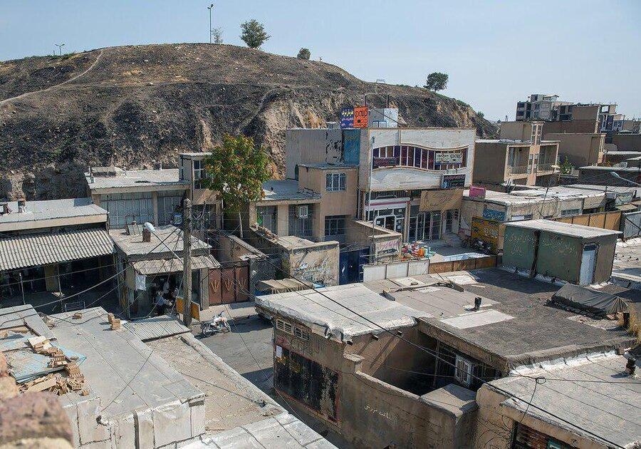 چغا گاوانه؛ میراثی در میان یک شهر ، تصاویر وضعیت پرحاشیه اثر مهم تاریخی اسلام آباد غرب ، شهرداری اینگونه به جنگ تاریخ رفته است