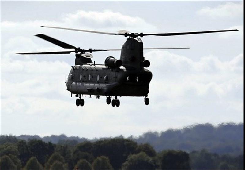 انگلیس بالگردهای شینوک به عراق اعزام می نماید