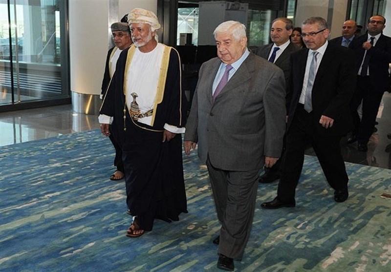 افتتاح مقر جدید سفارت سوریه در مسقط