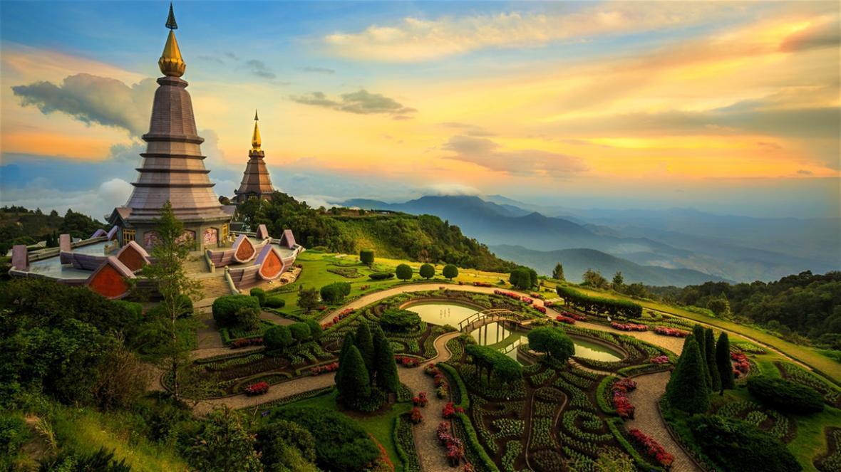 سفر به چیانگ مای