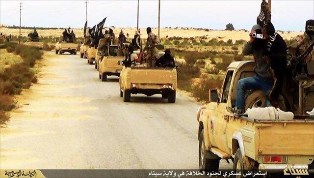 بیعت جدید داعشی ها با ابو ابراهیم الهاشمی القرشی