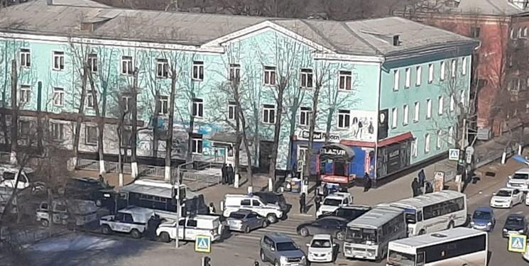 تیراندازی در خاور دور روسیه با 5 کشته و زخمی