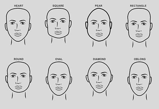 بهترین مدل مو های مردانه برای هر نوع صورتی
