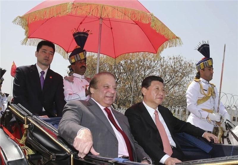 سفر رئیس جمهور چین و استقبال پاکستانی ها در قاب تصویر