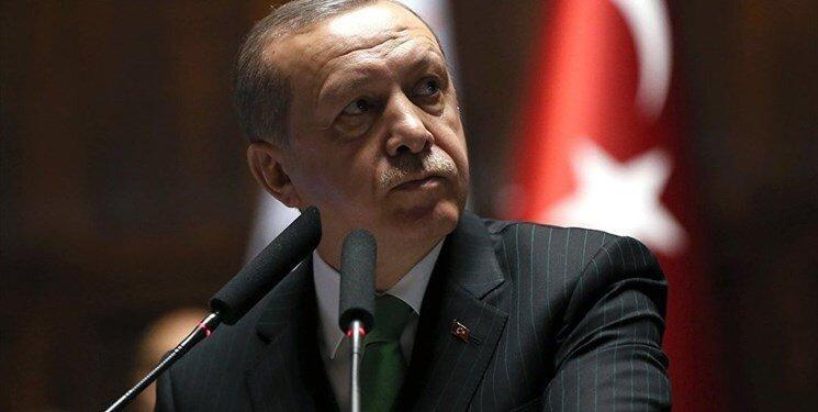 اردوغان: داعش را ما شکست دادیم!