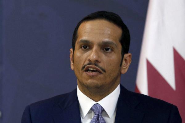 وزیر خارجه قطر وارد عربستان شد