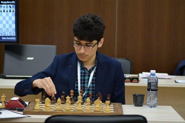 شکست فیروزجا در مقابل مرد شماره دو شطرنج دنیا در سوپرتورنمنت هلند