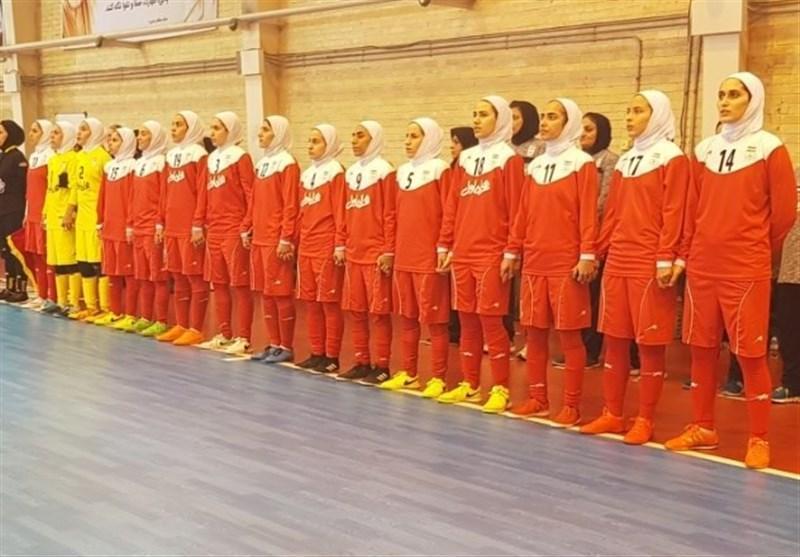 ملاقات تیم فوتسال بانوان تایلند با منتخب فوتسال بانوان ایران برگزار نمی گردد