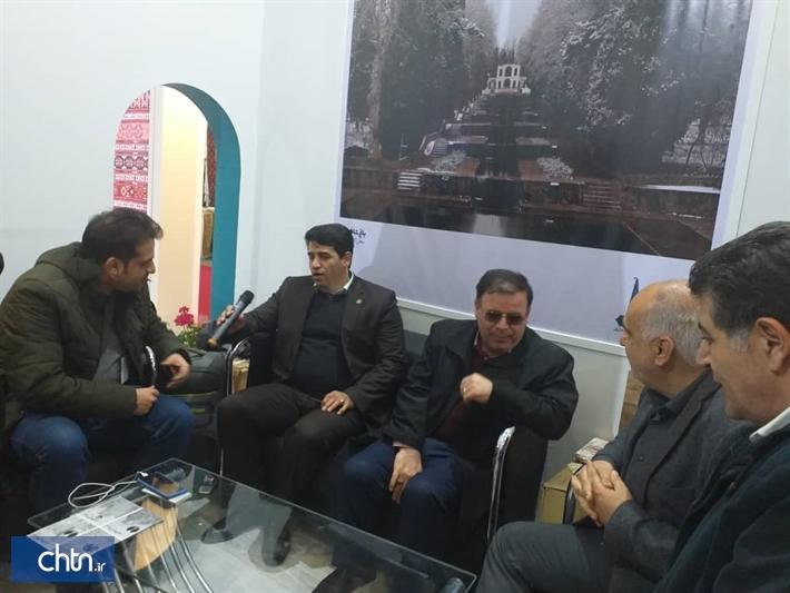 سیزدهمین نمایشگاه بین المللی گردشگری تهران نسبت به سال های گذشته بهتر برگزار شده، گردشگری ایران زنده است