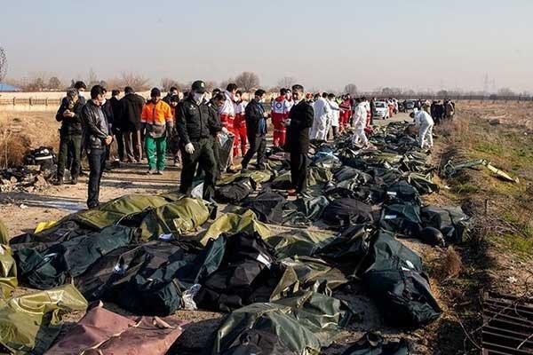 خاکسپاری شماری از جان باختگان سانحه هوایی ، تشییع دسته جمعی انجام نشد ، گلایه خانواده های داغدار