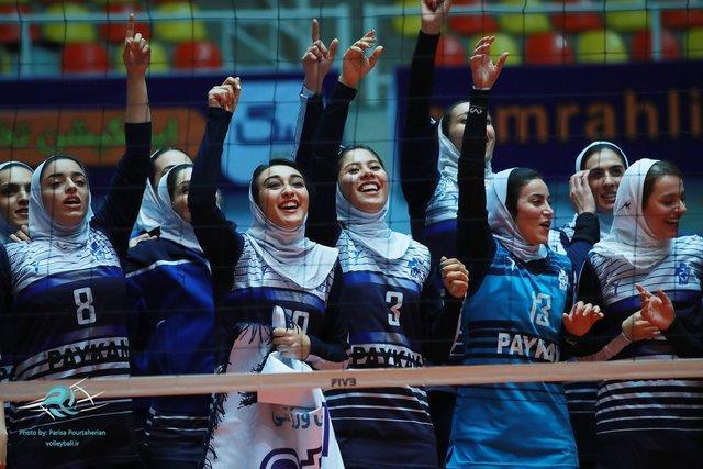 چرا والیبال بانوان ایران همچنان درجا می زند؟